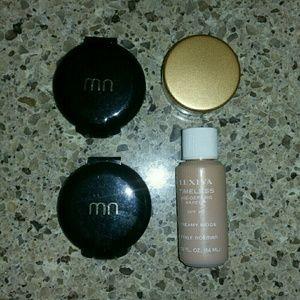 Merle Normal Podwer & Foundation Makeup Bundle